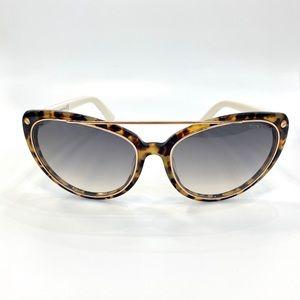 "TOM FORD ""Edita"" sunglasses TF 384 56B"